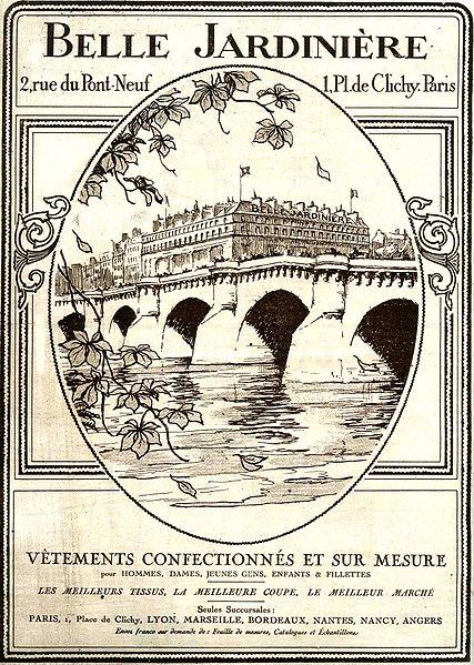 Fichier:Belle Jardinière.jpg