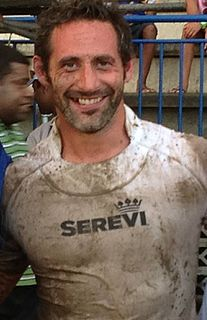 Ben Gollings Rugby player