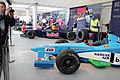 Benetton B198 und Sauber C14.jpg