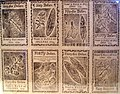 Benjamin Franklin nature printed currency sheet 1779.jpg