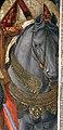 Benozzo gozzoli, corteo dei magi, 1 inizio, 1459, 50 cavallo.JPG