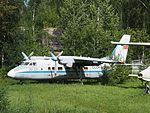 Beriev Be-32 (CCCP-67209) at Central Air Force Museum pic1.JPG