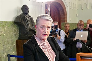Berit Reiss-Andersen Norwegian lawyer, writer and politician