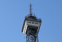 Funkturm  H.Helmlechner [CC BY-SA 4.0 (https://creativecommons.org/licenses/by-sa/4.0)], via Wikimedia Commons