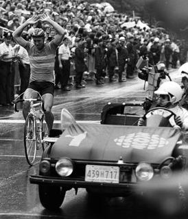 Bernt Johansson Swedish road racing cyclist