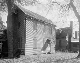 National Register of Historic Places listings in Pittsylvania County, Virginia - Image: Berry Hill plantation Pittsylvania County Virginia by Frances Benjamin Johnston