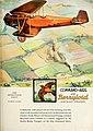 Berryloid Advert showing Command-Aire 5C3, part of a series. Aerodigest November 1929 p.33.jpg