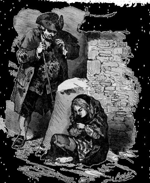 Fichier:Bertall ill La Petite Fille et les allumettes.png