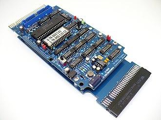 Beta Disk Interface - Beta Disk 128C (electronics)