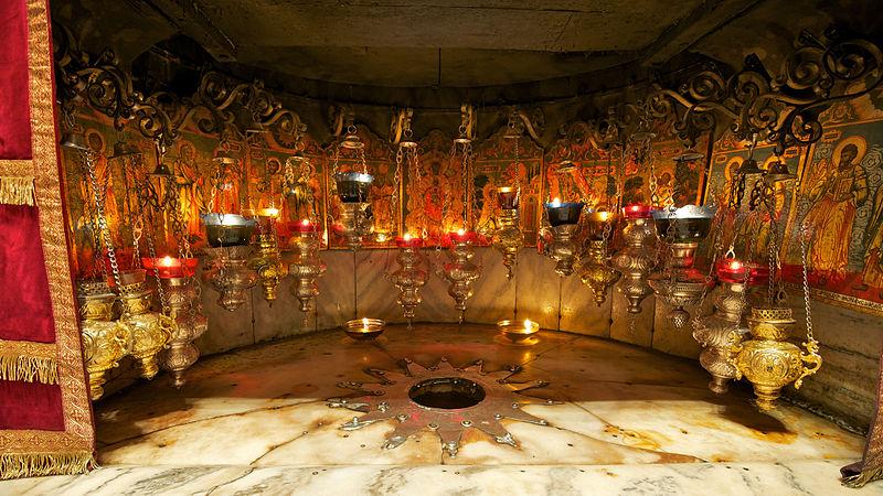 вифлеем храм фото