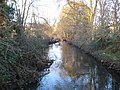 Beverley Brook in East Sheen - geograph.org.uk - 690992.jpg