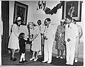 Bezoek van prinses Juliana aan West-Indië (februari-maart 1944). Bonaire, Bestanddeelnr 935-1538.jpg