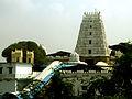 Bhadrachalam temple View from Lord Narasimha Temple.JPG