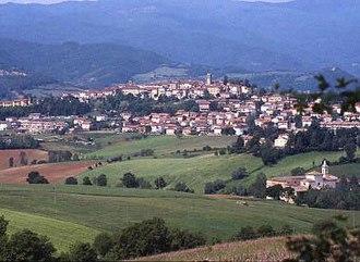 Galli da Bibiena family -  Bibbiena, Italy - origin of the Galli-Bibiena family