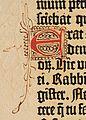 Biblia de Gutenberg, 1454 (Letra E) (21834993385).jpg