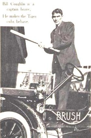Bill Coughlin - Bill Coughlin, Captain of the 1907 Tigers