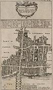Billingsgate Cartographer; Blome, RichardSurveyor; Stow, John 1720.jpg