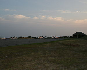 Frisco, North Carolina - Image: Billy Mitchell Airport Frisco 2007