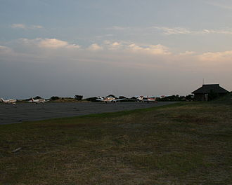 Frisco, North Carolina - Image: Billy Mitchell Airport Frisco 2007