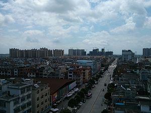 Binyang County - Image: Bin`yang 2015.6.26 5