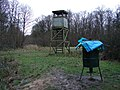 Bird Feeder and Observation Point - geograph.org.uk - 662214.jpg