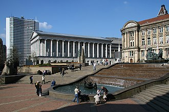 Victoria Square, Birmingham - Victoria Square, City Centre