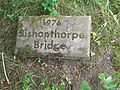 Bishopthorpe Bridge Stone - panoramio.jpg