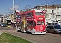 Blackpool tram 720 , Promenade.jpg