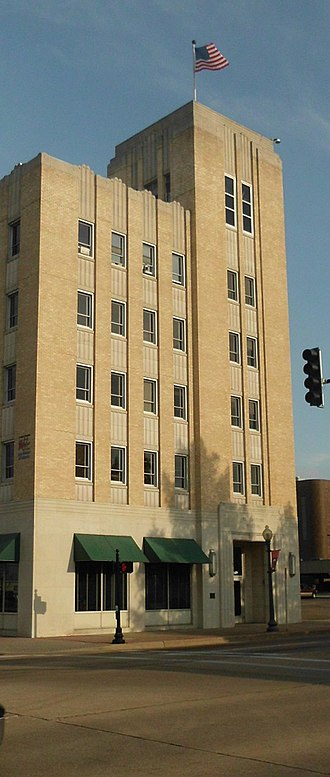 Blackstone Building (Tyler, Texas) - Image: Blackstone Building