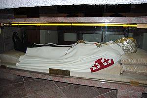 Bartolo Longo - Remains of Blessed Longo