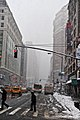 Blizzard Day in NYC (4392175220).jpg