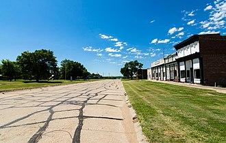 Bloomington, Nebraska - Image: Bloomington, NE