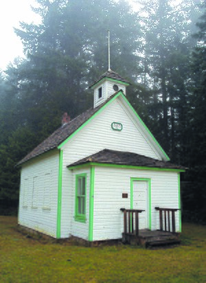 National Register of Historic Places listings in Clallam County, Washington - Image: Blue Mountain School