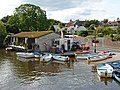 Boats for hire, Wareham - geograph.org.uk - 1443843.jpg