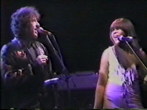 Clydie King - Bob Dylan and Clydie King