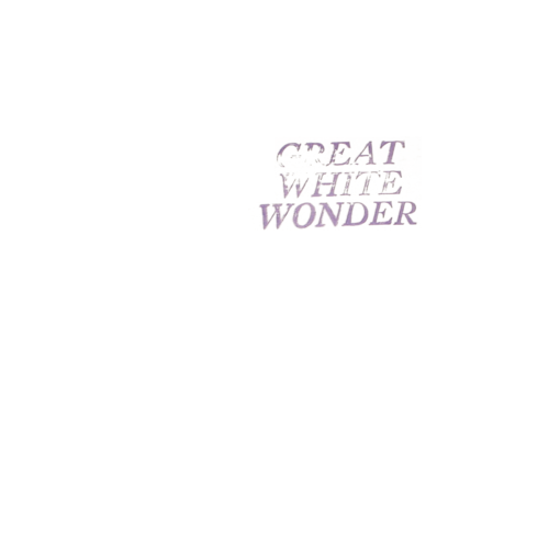 The first popular rock bootleg, Bob Dylan's Great White Wonder, released in July 1969 Bob Dylan - Great White Wonder.png