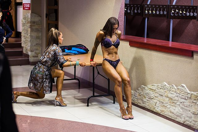 Bodybuilding and fitness bikini open tournament in Kaliningrad (2016-10-16) 01.jpg
