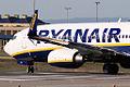Boeing 737-8AS Ryanair EI-EFX (6526439363).jpg