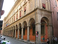 Bologna, palazzo malvezzi campeggi 01.JPG