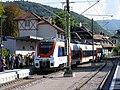 Bombardier Talent 2 der SWEG im Bahnhof Staufen.jpg