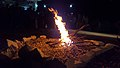 Bonfire at Gorakh Hill Station.jpg