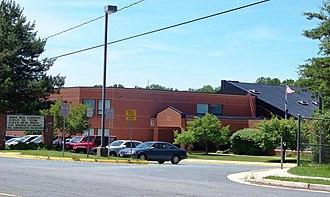 Fairfax County Public Schools - Bonnie Brae Elementary School