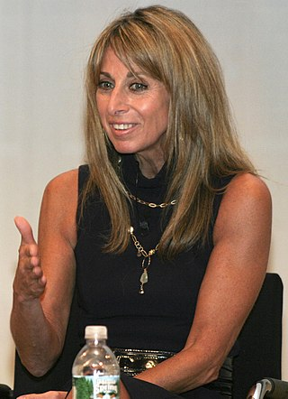 American businesswoman and network executive