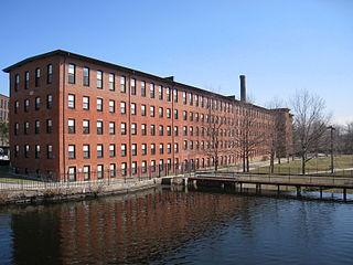 Boston Manufacturing Company United States historic place