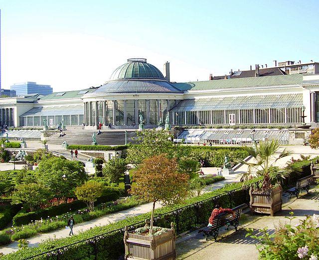 Botanischer Garten Brüssel