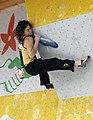 Boulder Worldcup Vienna 29-05-2010a semifinals005 Olga Shalagina.jpg