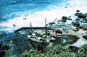 Bounty Bay Jetty 1970s.jpg