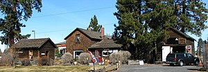 National Register of Historic Places listings in Deschutes County, Oregon - Image: Boyd Homestead Group Bend Oregon