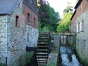 Watermill of Braine-le-Château, Belgium (12th century)