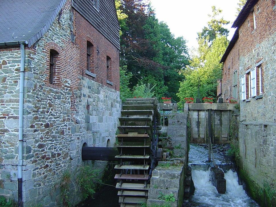 Braine le Chateau,Belgium,moulin banal